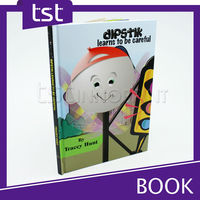 Customized Printing Design Children Story Book
