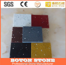 Hot Sale crystal quartz stone / artificial marble for wholesale