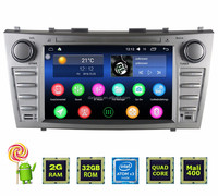 Android 6.0.1 Multimedia Car Entertainment Audio System For TOYOTA CAMRY