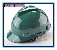 MSA v gard industrial safety helmet