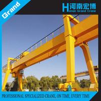 QD Electric Warehouse Construction Machinery Gantry Crane 20t 10t