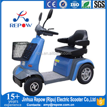China four Wheel Electric Mobility Scooter with Luxury Chair