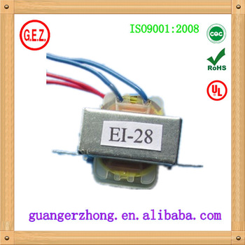 Wholesale alibaba EI series 220v 10v ac r core transformer with certification