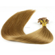Large Stock Wholesale Unprocessed Brazilian Virgin Hair 100% Human Hair Flat Tip Hair Extension