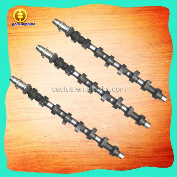 Forged steel 2L camshaft prices 13501-54050 13501-54020 for toyota