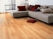 European Design wood look textured click vinyl floor plank