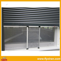 Horizontal sliding window screen with CE certificate