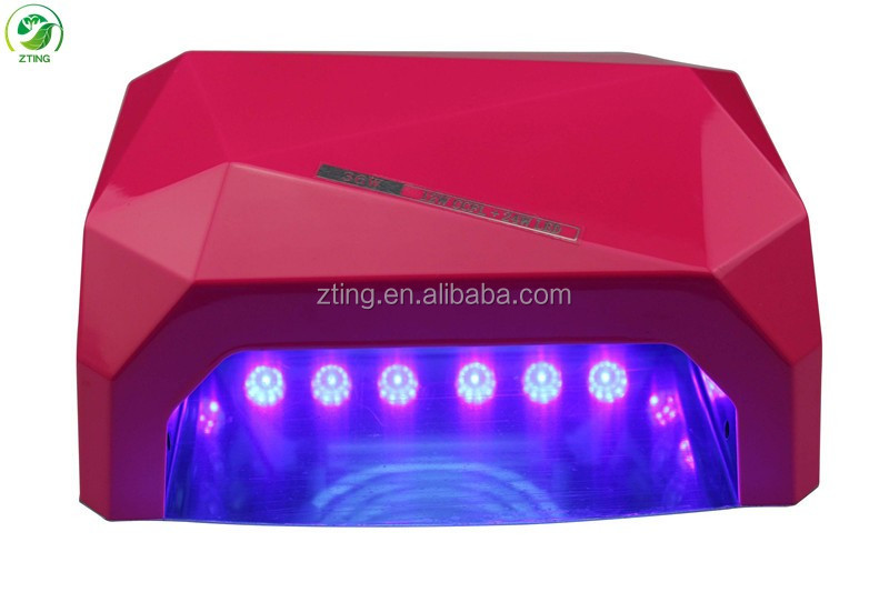 Lady Danger 36w diamond ccfl led nail lamp professional 36w nail lamp simei uv lamp nail with factory <strong>price</strong>