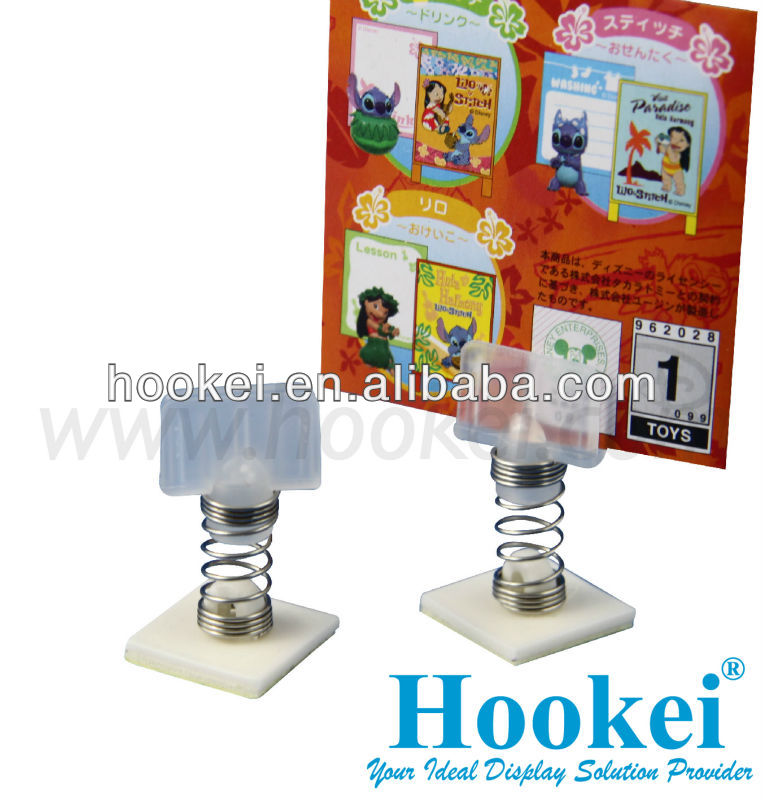 Retail Display - Adhesive Spring Wobbler