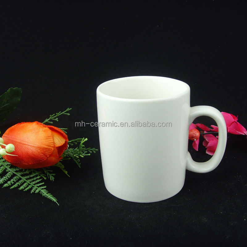 SGS Certification and Porcelain Ceramic Type sublimation magic mug