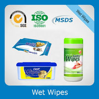 Adult Wet Tissue Sachet