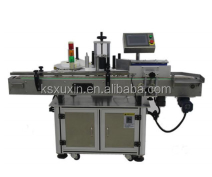 Automatic Round Bottle Labeling Machine X-210