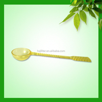 2015 made in china economic 5ml powder plastic measuring spoon