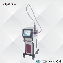 original Korea RUIKD q switch nd yag laser with pico tip