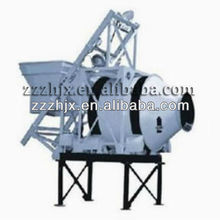 JZC500(500L) Portable Self-loading Mobile Concrete Mixer portable and concrete mixer with plastic drumtires