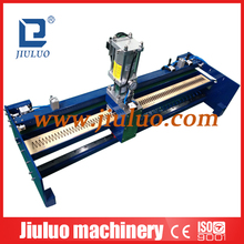 JL-1600P anti impact v finger belt making machine for Jiuluo