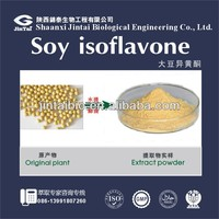 high quality 40% Soybean Extract Isoflavone