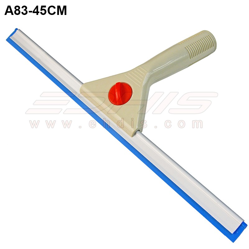 A83-45cm Car use Plastic Vehicle Windshield Silicone Water Scraper for window