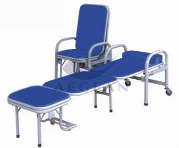 medical accompany chair bed