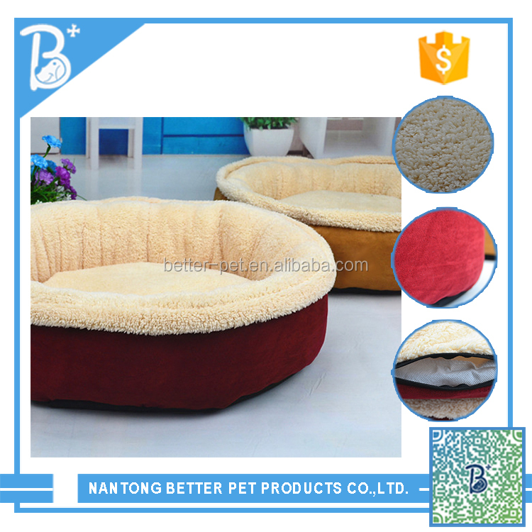 Large size soft pet bed pet house for pet dog