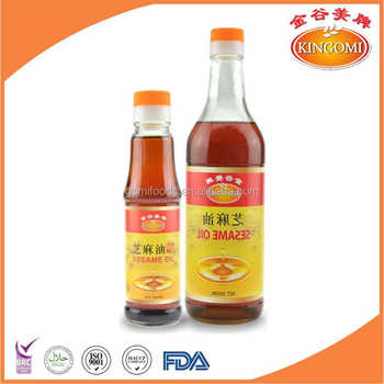 Pure Sesame Oil High Quality