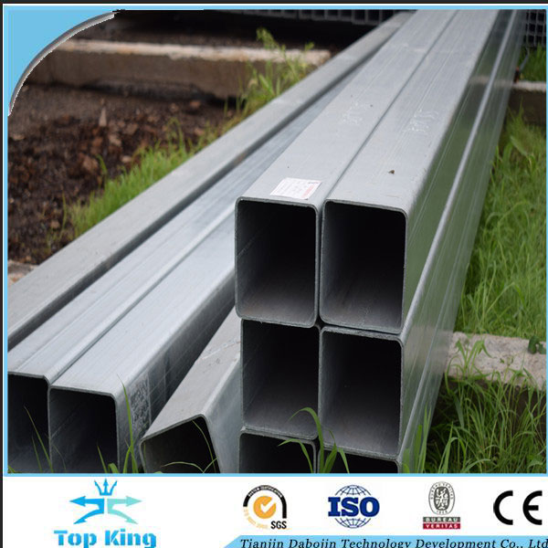 Hot Saled And Best Price!! 2x6 square tubing