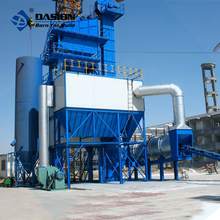 Widely used cold mix stationary asphalt mixing plant for sale in india