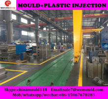 taizhou city high quality injection mould factory