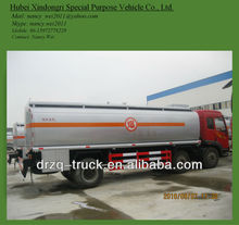 FAW fuel oil delivery trucks