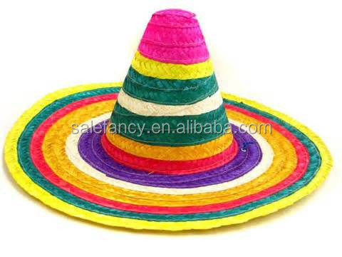 tequila bottle hat mini sombrero mexican cowboy and straw hat QHAT-5103