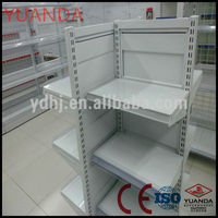 Nice Quality 2013 New Products Small Shelf Units Display Rack With Multi-layer And Three sides