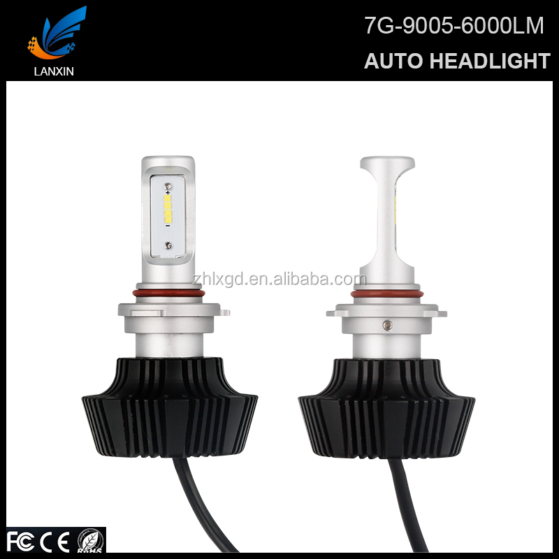 Top Quality latest car and truck accessory led lights 9005/HB3