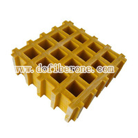 Flame retardant Vinyl ester (VE) molded grating for chemical plant