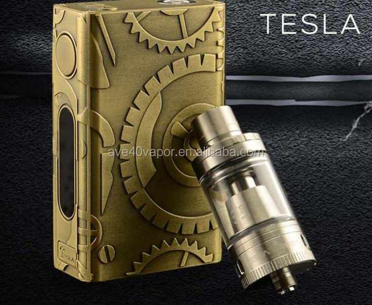 100% Original Tesla Nano 100W Steampunk, Tesla Nano 100W with 4500mAh Li-Po battery
