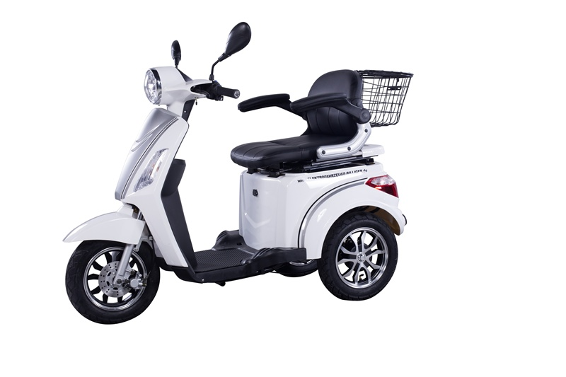 EEC Three Wheel Electric Single Tricycle for Old People