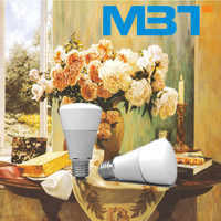 super bright led headlight bulb 170-260V h4 vintage led light bulb e27 led bulb light 2000k-6500k mbt