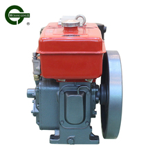 R175A twin cylinder gas engine