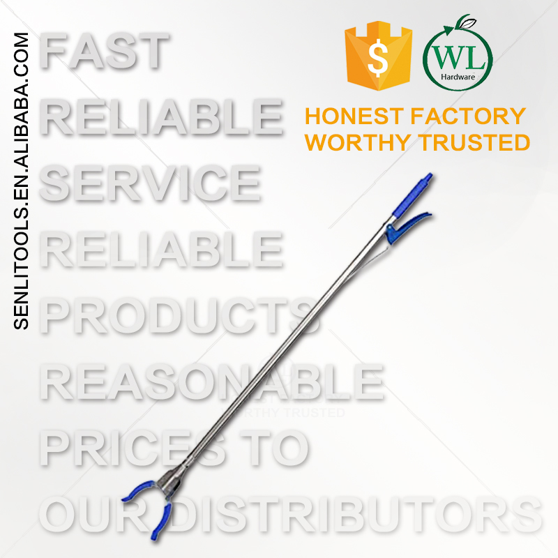 Pick Up Helping Hand Grabber Long Reach Arm Extension Tool Trash Mobility