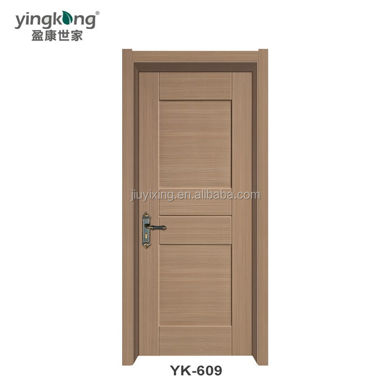 Natural Wood Grain Waterproof 100% WPC Door Frame And Door Frame Line