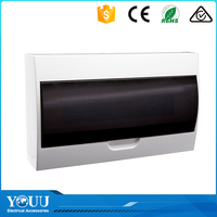 YOUU Trending Hot Products Outdoor Waterproof 12 Way Electrical Distribution Box With Different Size