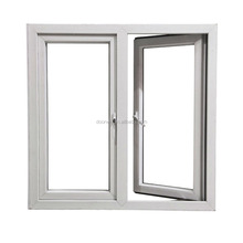 European Standard Double Glazed Aluminium Casement Window