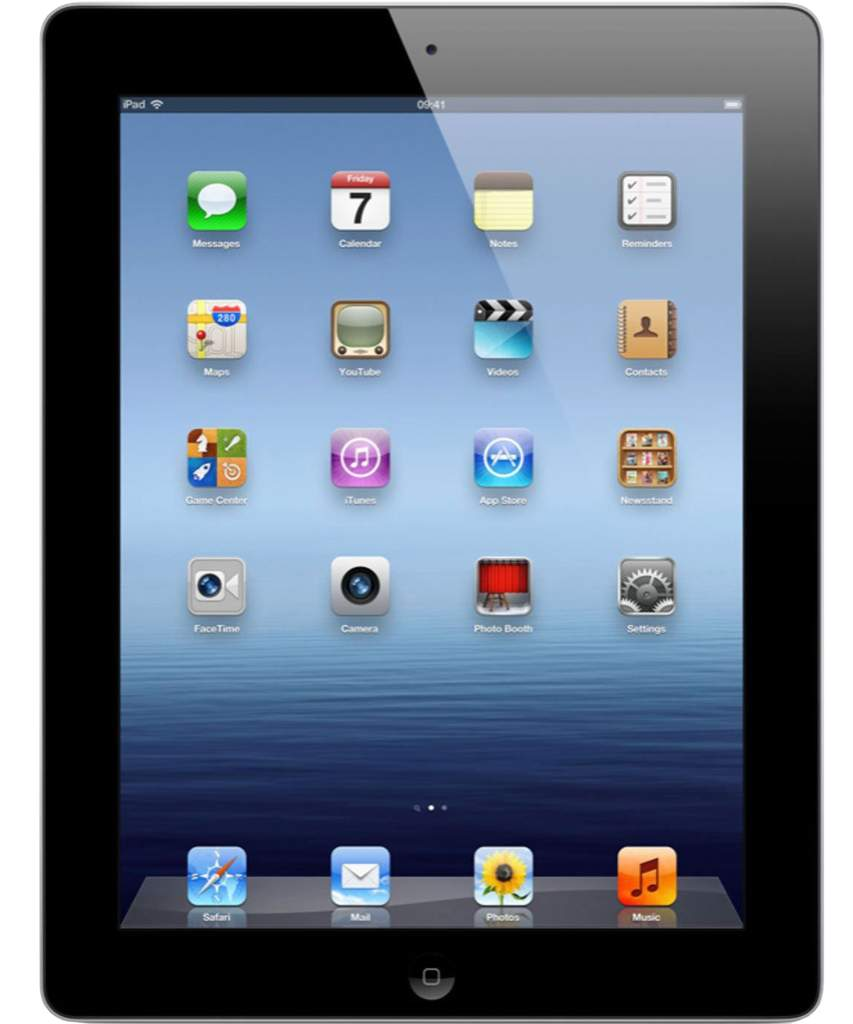 Screen Protector for Apple iPad 2 Gen