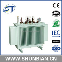 electrical transformer 500 kva oil type 11kv 22kv 33kv transformer price from china electrical transformer manufacturer