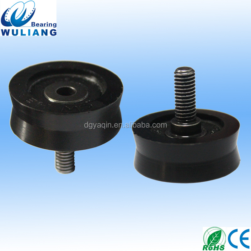 New Product v shape roller v type roller v groove sliding door roller
