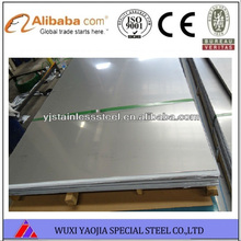 factory steel 201 stainless steel plate with high quality cheap price