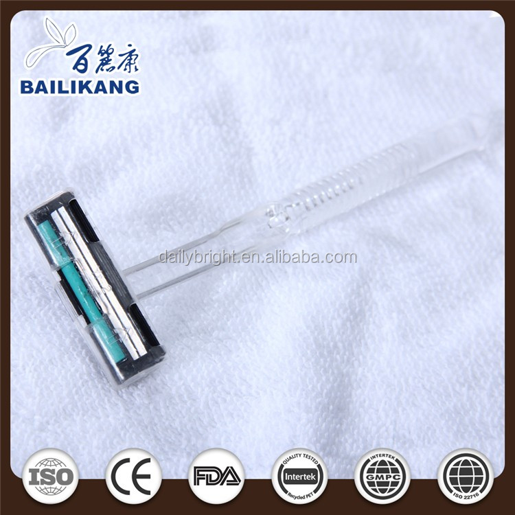 Hotel Razor, Disposable Razor In Hospital, China razor