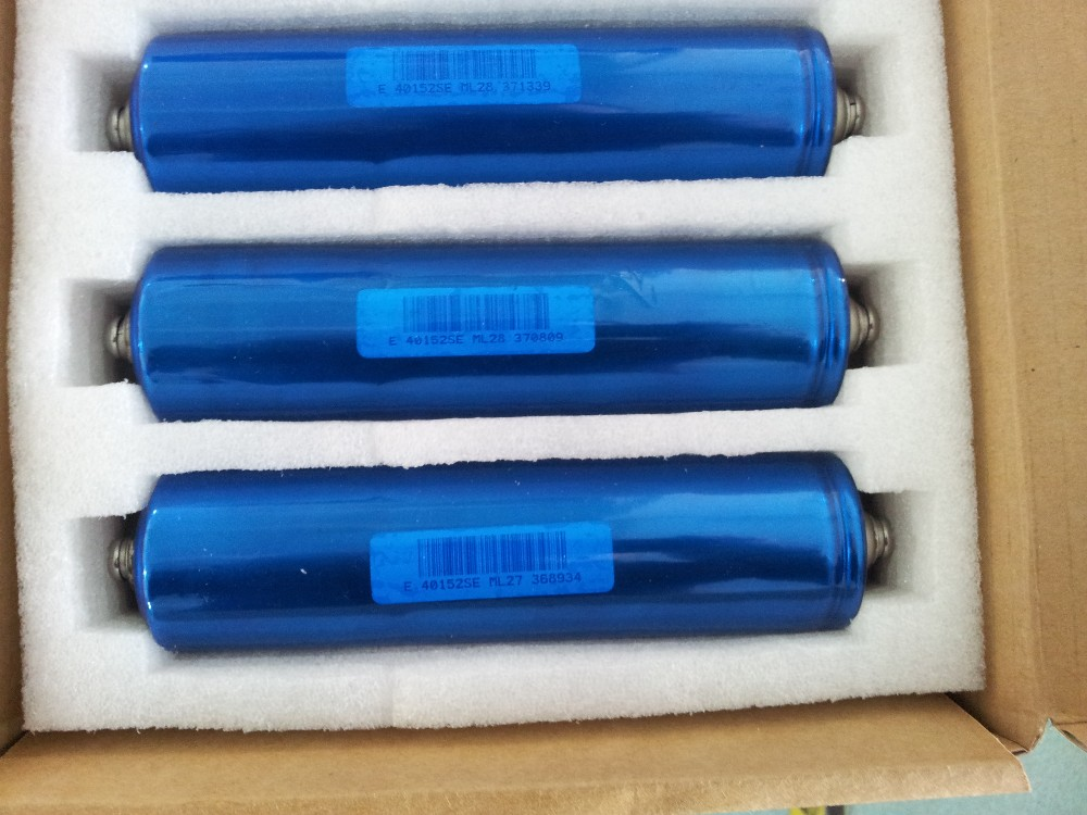 Rechargeable li-ion 40152S 3.2V 15Ah LiFePO4 10C high rate cylindrical battery 40152 cell