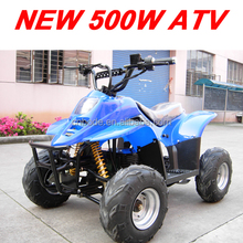 500w kids electric quad