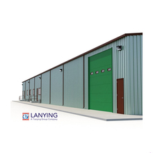 Multifunctional low cost modular warehouse building plans