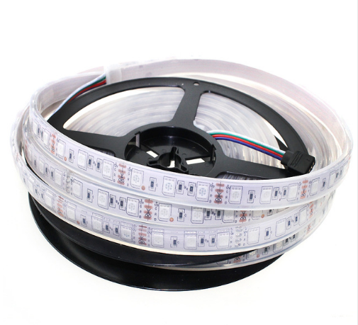 A10 LED Strip 5050 IP68 Waterproof DC12V 60LED/<strong>M</strong> Outdoors LED Light Use Underwater for Swimming Pool, Fish Tank, Bathroom